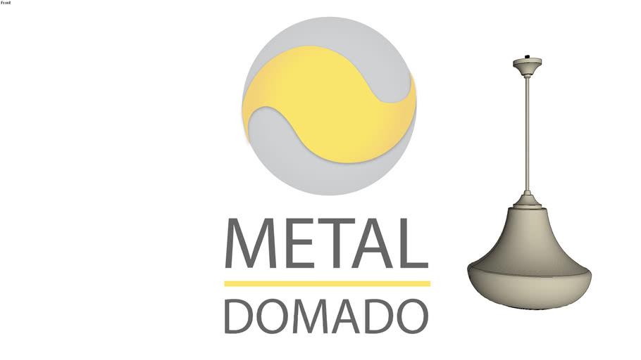 Pendente Metaldomado Gradara