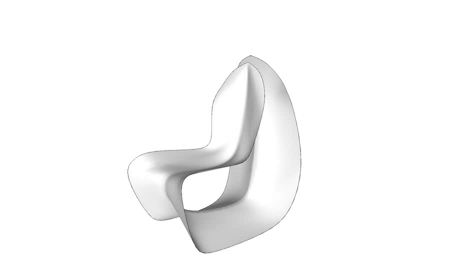 free form chair