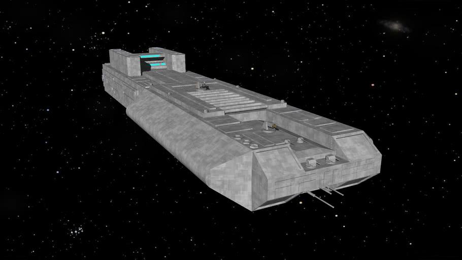 Terra Class Battle Cruiser