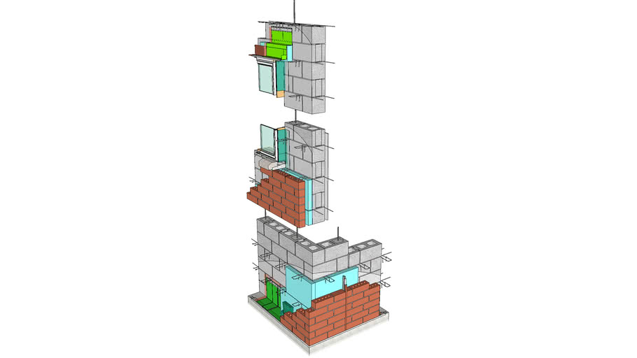 Masonry Cavity Wall