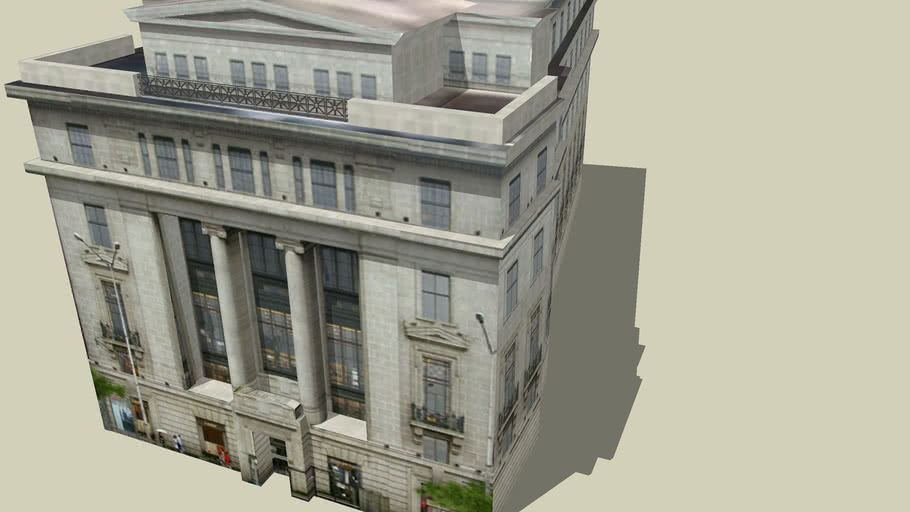 Chartered Bank Building (No. 18, The Bund),  外滩18号