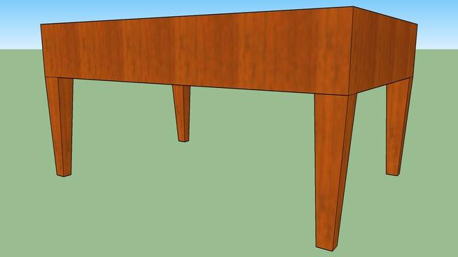"""Circa Square table 24""""x36"""""""