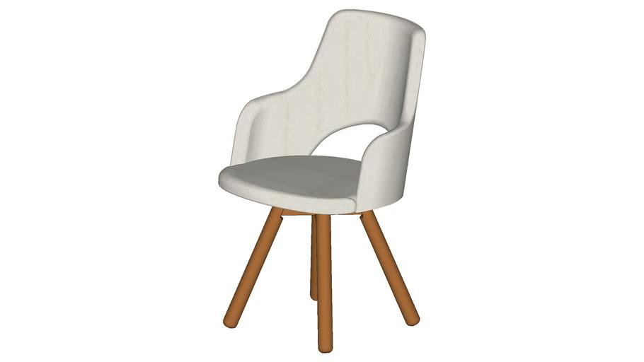 Cadeira Fani Com Braço