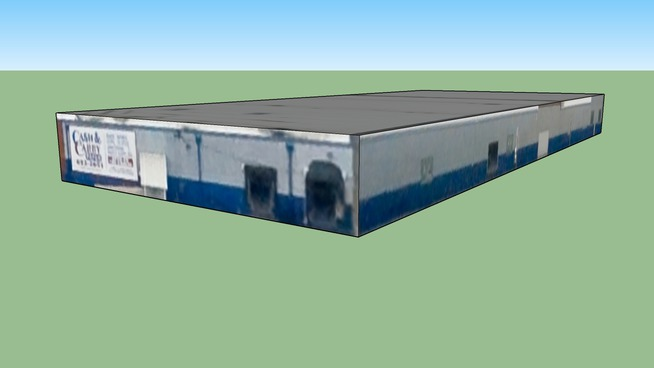 Cash and Carry Paper Building