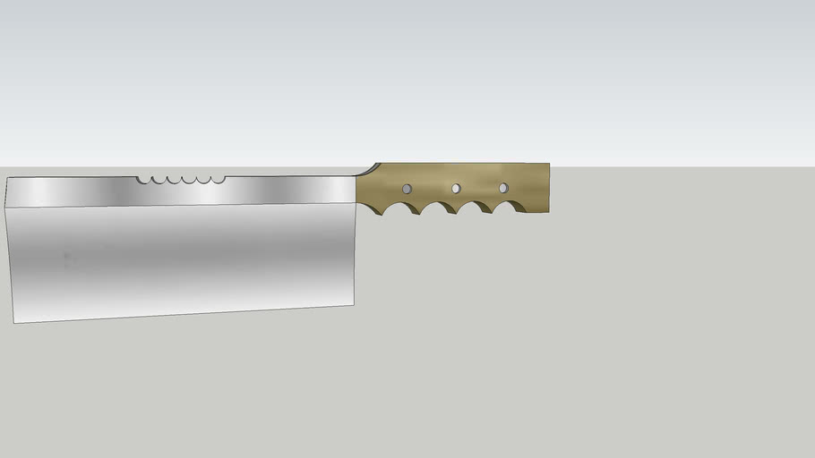 knife for meat