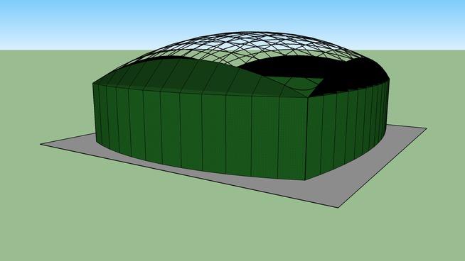 Estadio de 1ºdivisao (Verdao)