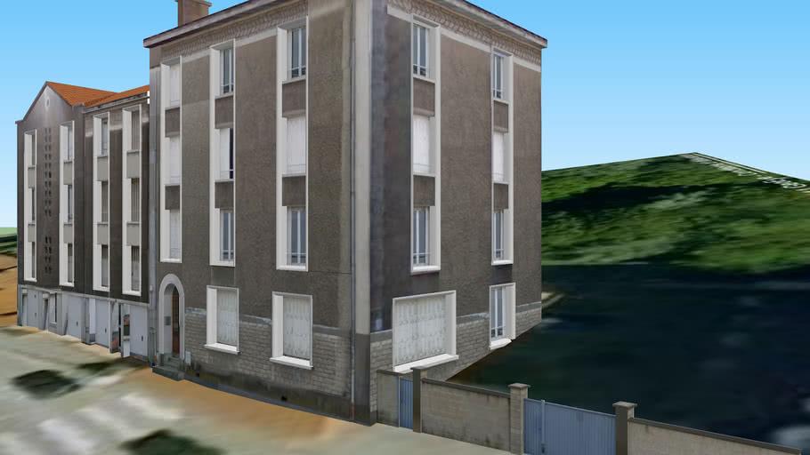 Immeubles d'habitation