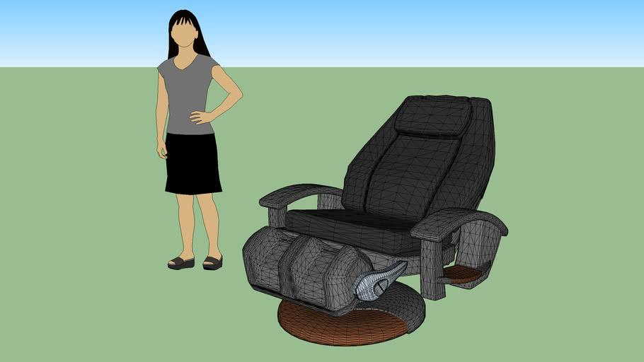 Restin 135c - Rental Massage Chair