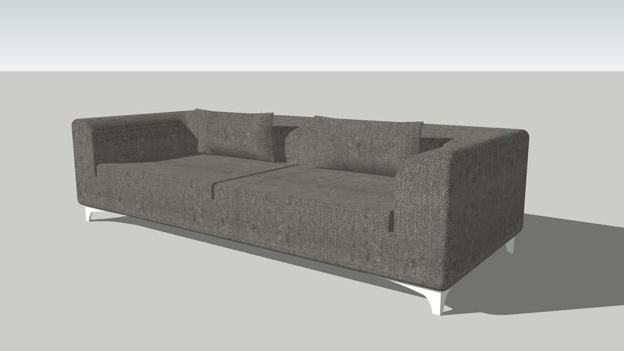 Adriana Furniture Ichi 3 Seat Sofa