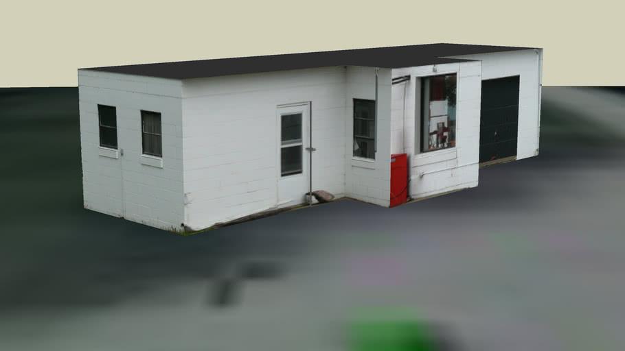 Lidderdale, Iowa  Depot