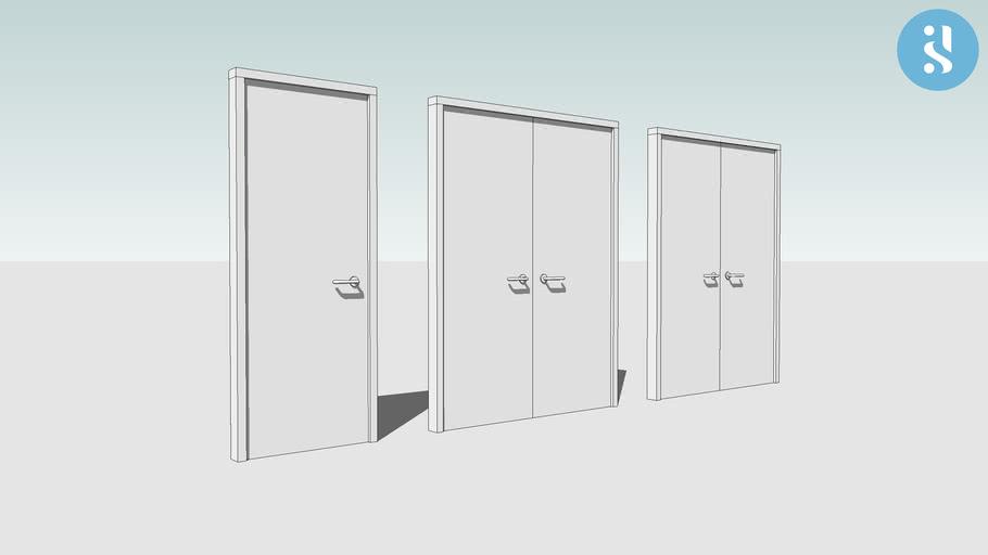 Componentes Dinámicos 01: Puertas Abatibles