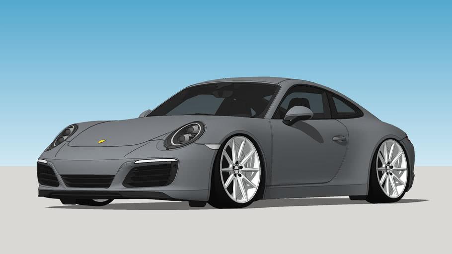 2016 Porsche - 991 Vossen *