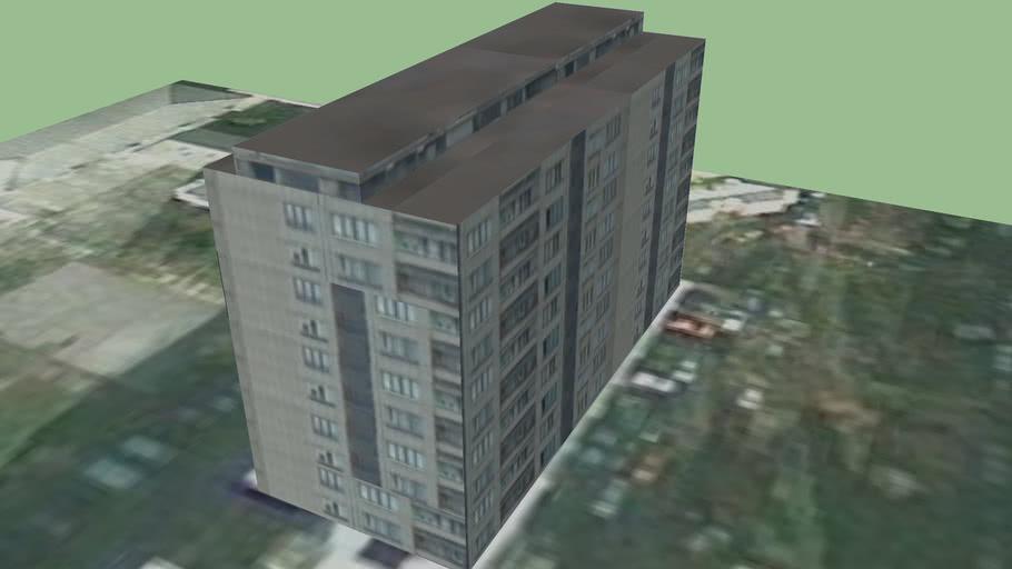 Building by Dame Gruev 8