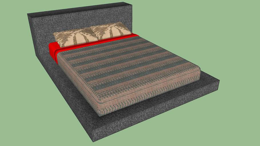 Customized Bed (SmartFurniture)