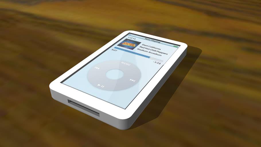 iPod Touch (Alternative version)