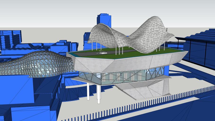 William Xie Project Two - Bridge