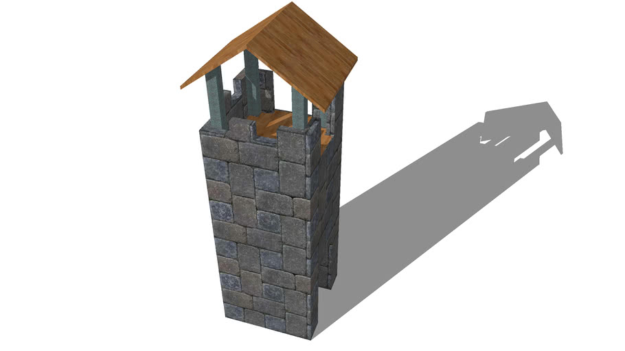 Medieval-Style tower