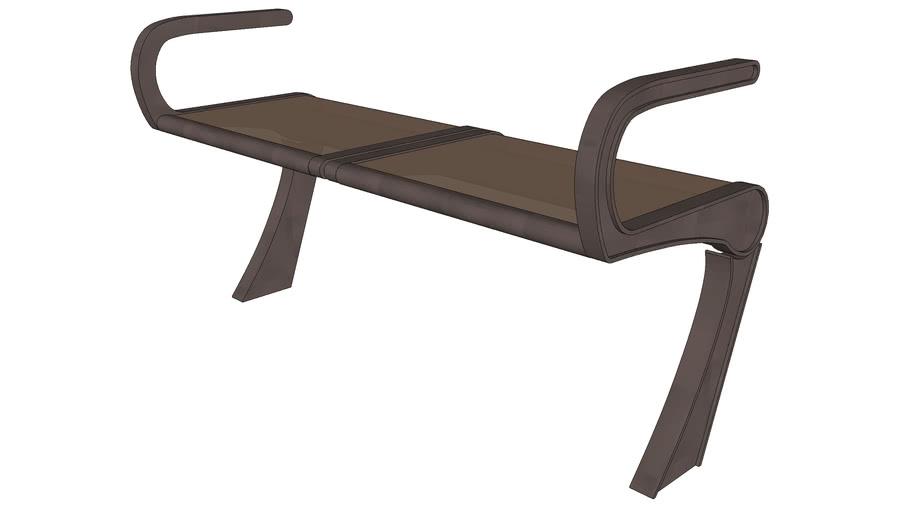 Mix 2 Seat Bench