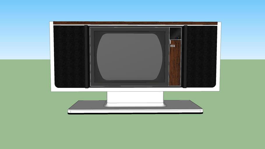 1969 RCA Model 2000 Color Television