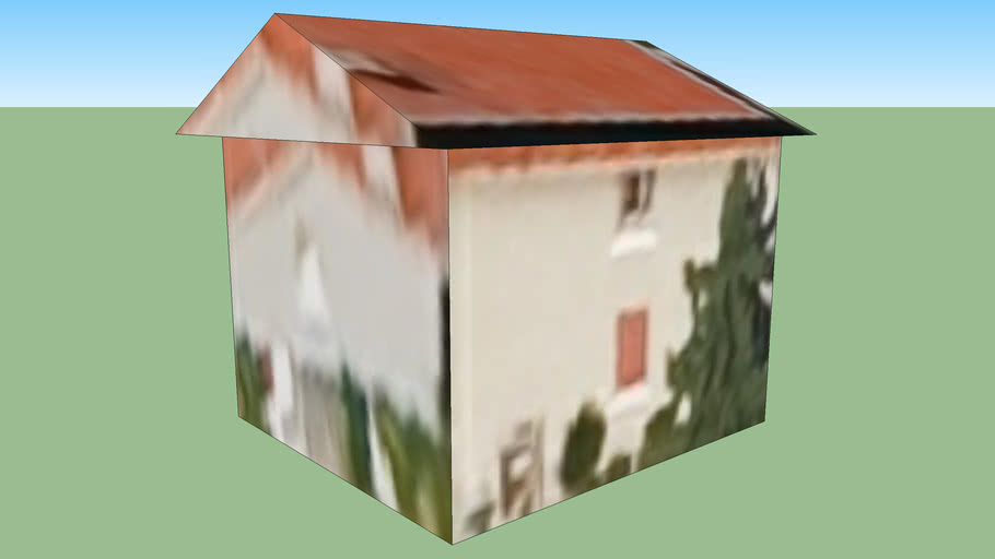 Building in Pierre-Bénite, France