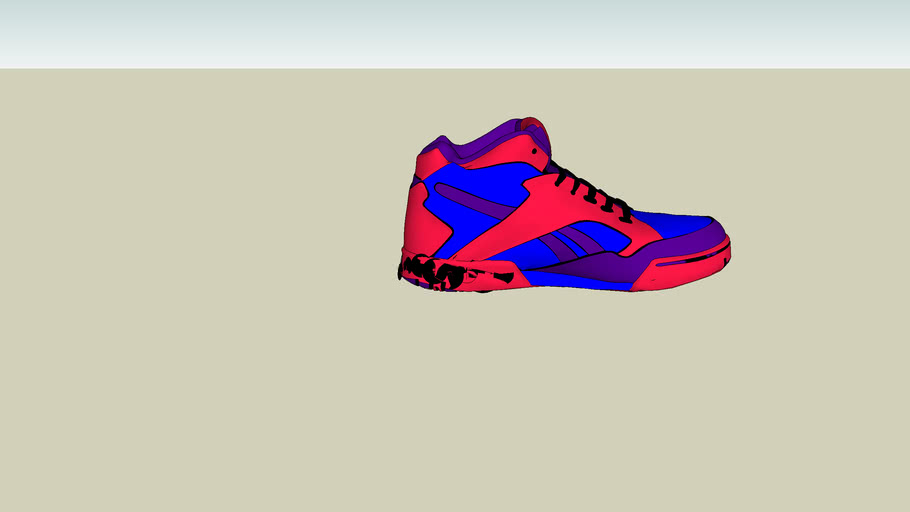 led shoe