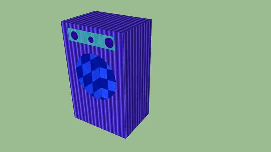 Machine à Laver Cool...de Mdesign