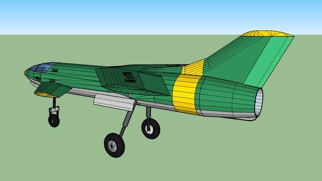Messerschmitt Me p.1110