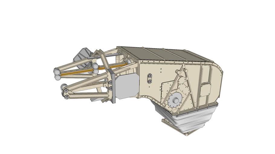 Viking '75 Mars Lander Surface Sampler Acquisition Assembly