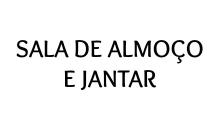 SALA DE ALMOÇO E JANTAR