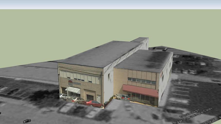 Building in Lexington Ky
