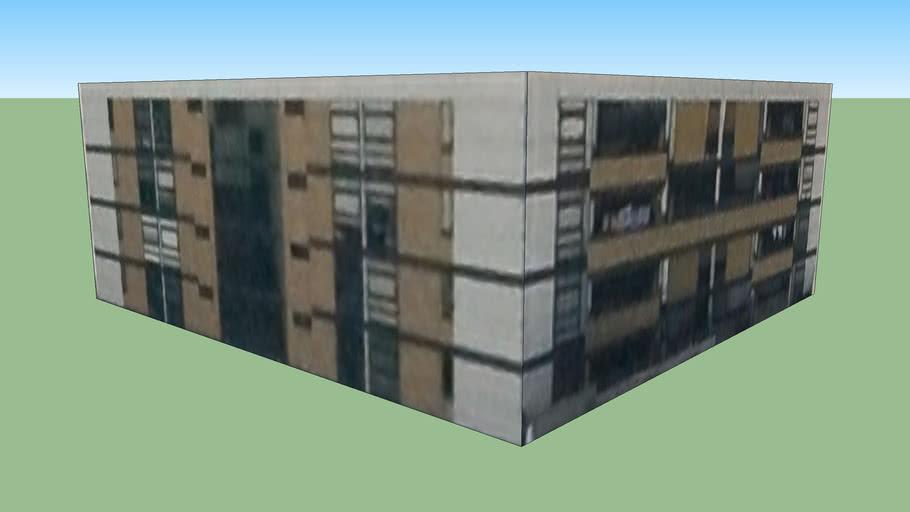 Building in Footscray VIC, Australia