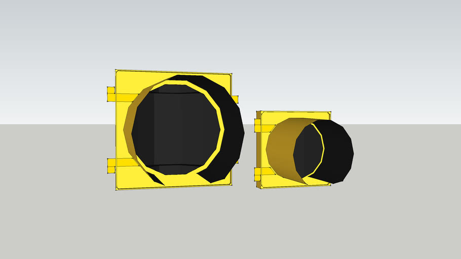 Crouse-Hinds type R traffic signals