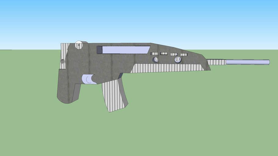 XM8C Gun