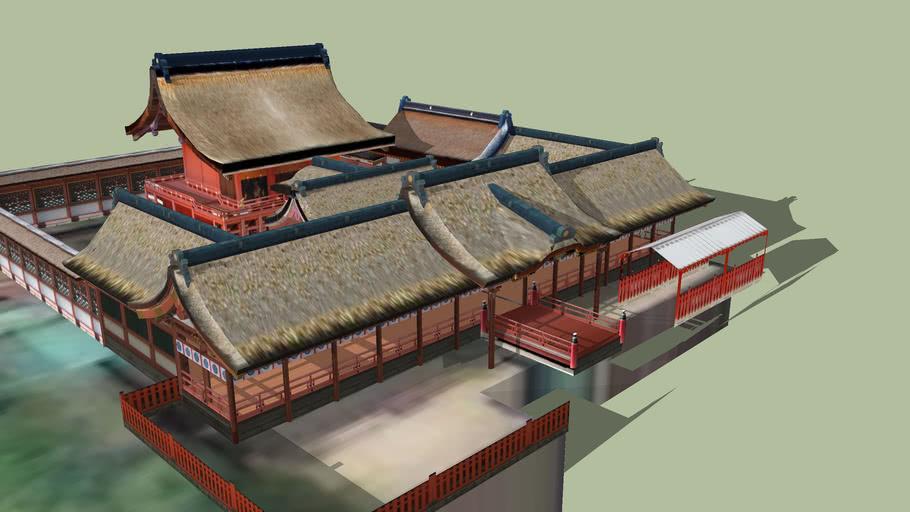 津島神社 本殿