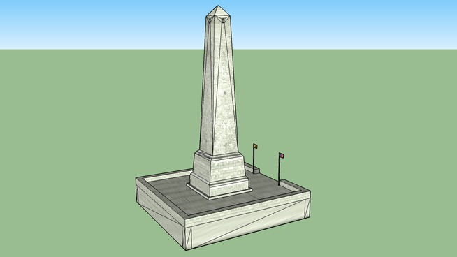 High Point Monument