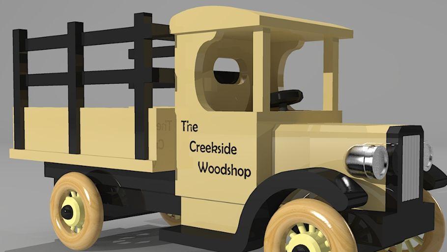 Creekside Woodshop