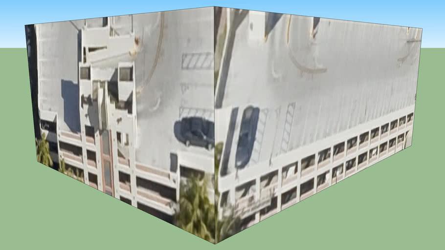 Toà nhà ở Miami Beach, FL, Hoa Kỳ
