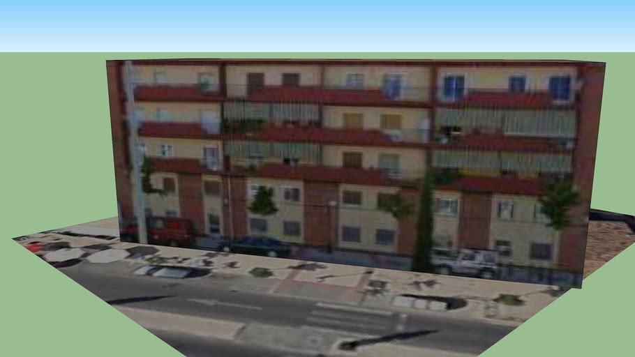 Edificio en Huesca