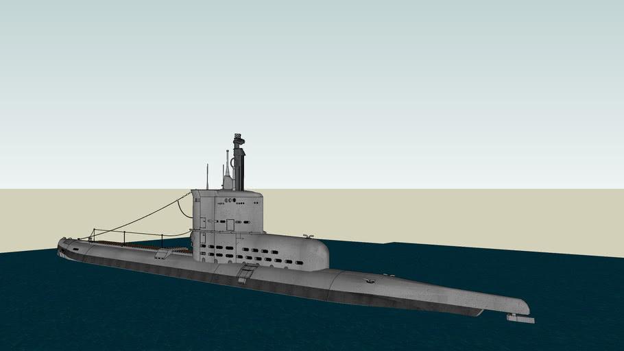 U boat -  german