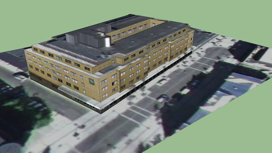 Storgatan 19, Hotell