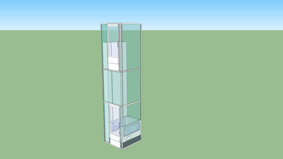 Elevaor de Acessibilidade - Elevator for Acessibility