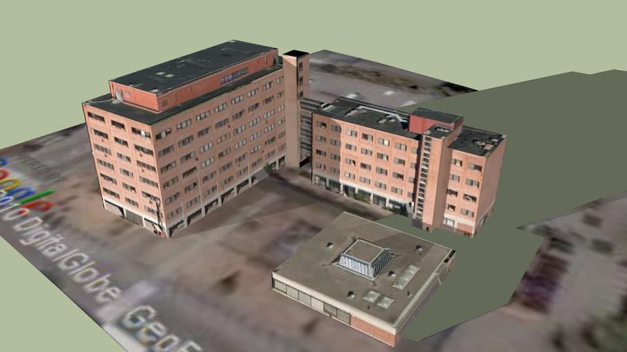 Metsalantie 2, Helsinki