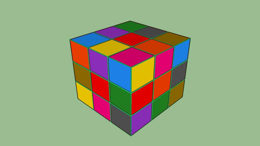 Oyun Küpü (9 Renk)