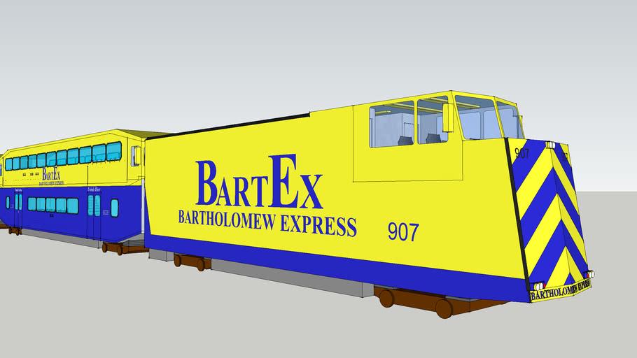 Bartholomew Express Train