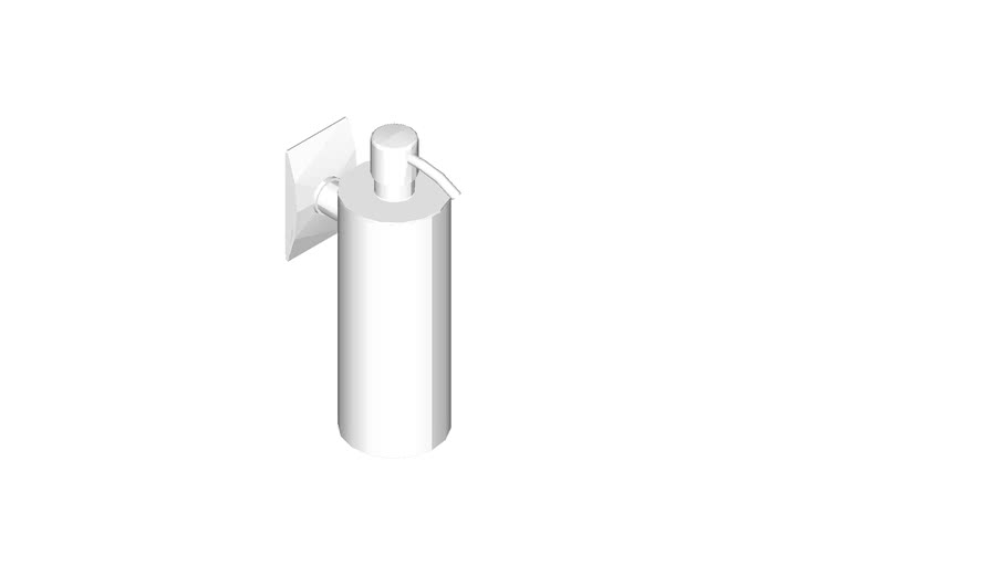 JUSTIME_Wall-Mounted Soap Dispenser _6899-28-80S1