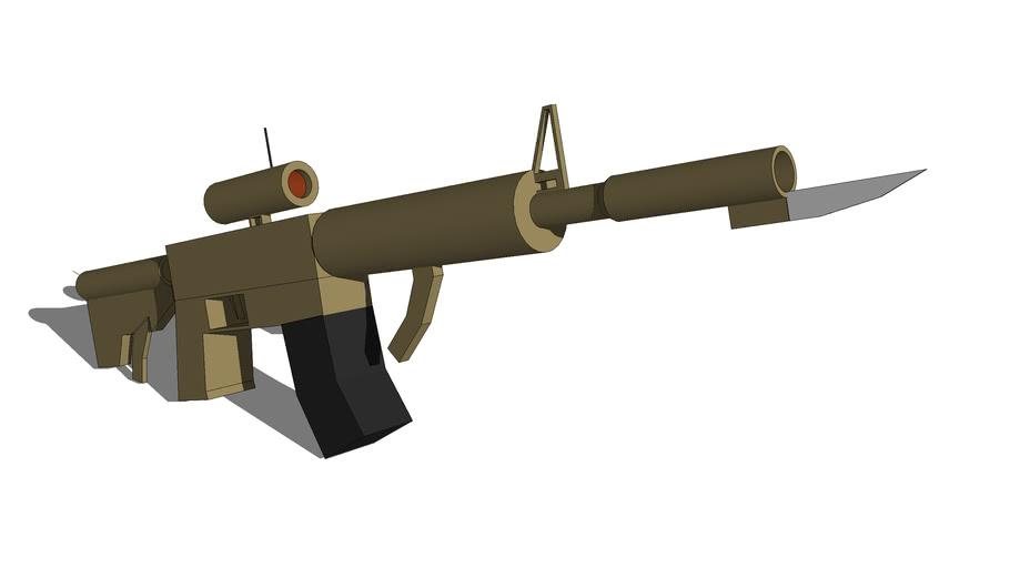 My M4A1