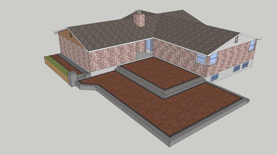 Gallo Residence Plan 1-- Harvest Blend