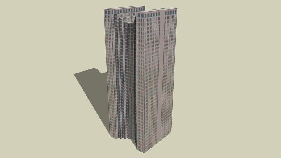 Huntington Bank tower