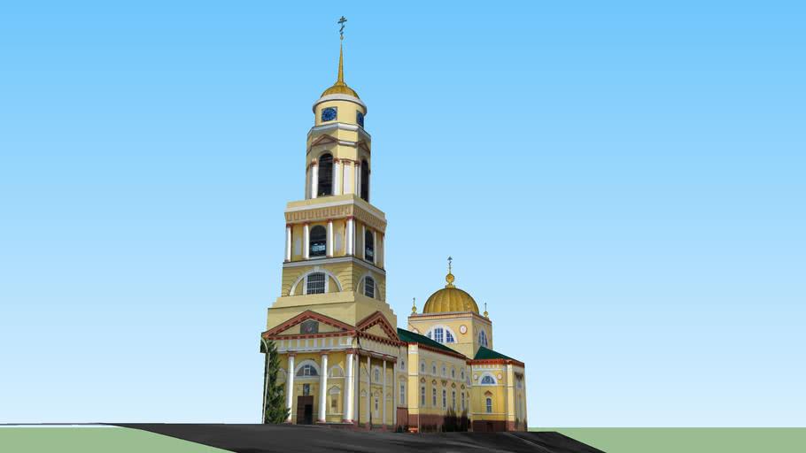 Cathedral of the Nativity of Christ (Христорождественский собор)