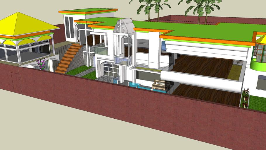 modern house(miami)